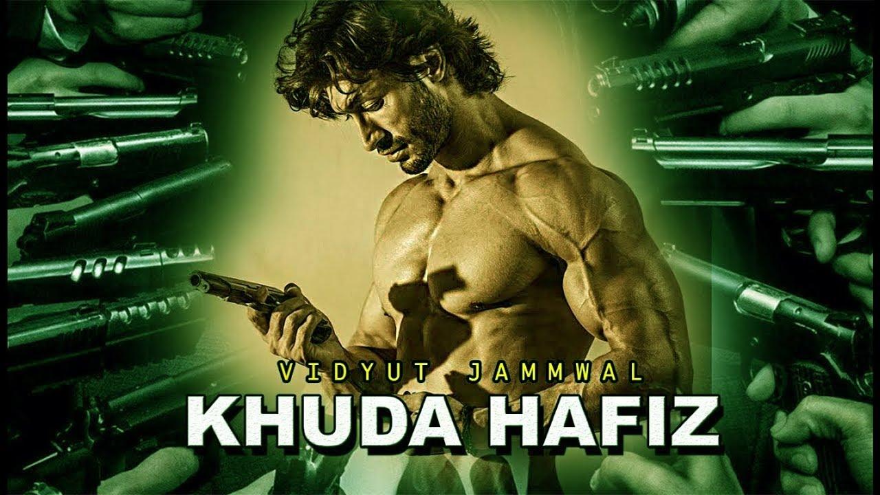 KHUDA HAFIZ : Official Trailer | Vidhyut Jamawal | Shivaleeka ...