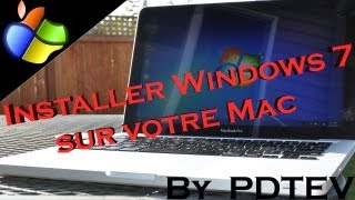 Tutoriel: Comment installer Windows 7 / 8 sur Macbook Pro Retina avec Bootcamp 