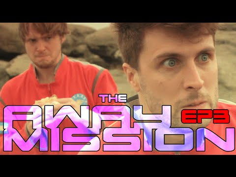 STAR TREK PARODY COMEDY SERIES - The Away Mission Ep3 : BURGER