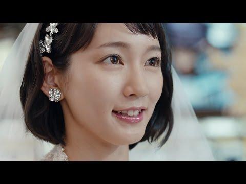 吉岡里帆、理想のプロポーズ「ちょっと失敗するぐらいがいい」 結婚情報誌『ゼクシィ』TV-CM「ふたりの法則」誓い篇&メイキング映像
