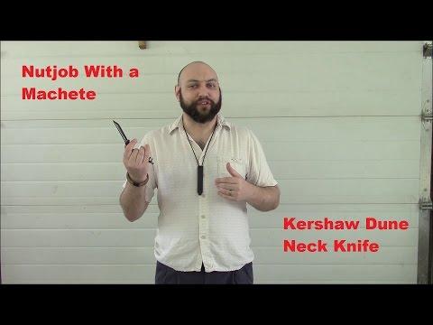 Kershaw Dune - Model 4008 - Full Review and testing