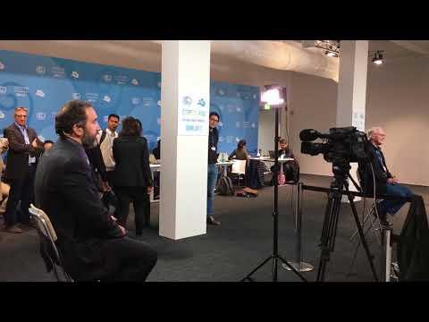 COP23: Marc Morano Debates MA State Senator Michael Barrett on Paris Agreement, Part 2