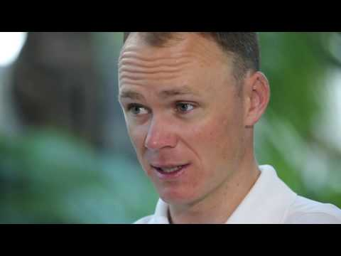 Q&A with Team Sky's Chris Froome