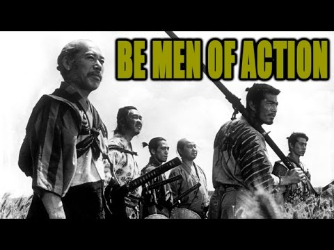 Becoming a Man of Action