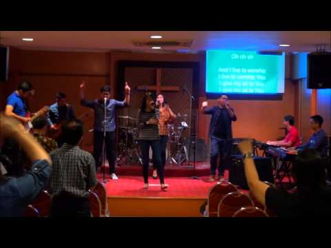 Praise and Worship - Kelapa Gading Praise Centre / January 16, 2014