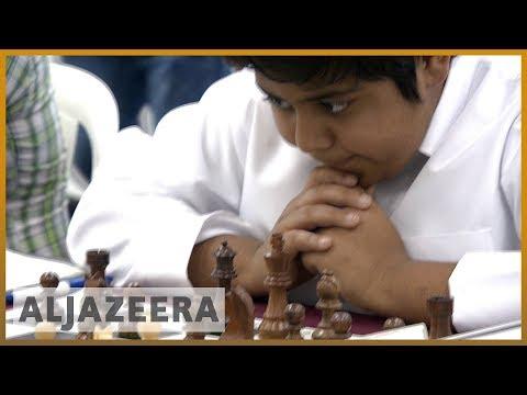 🇶🇦 Qatari players banned from a regional chess championship in UAE l Al Jazeera English