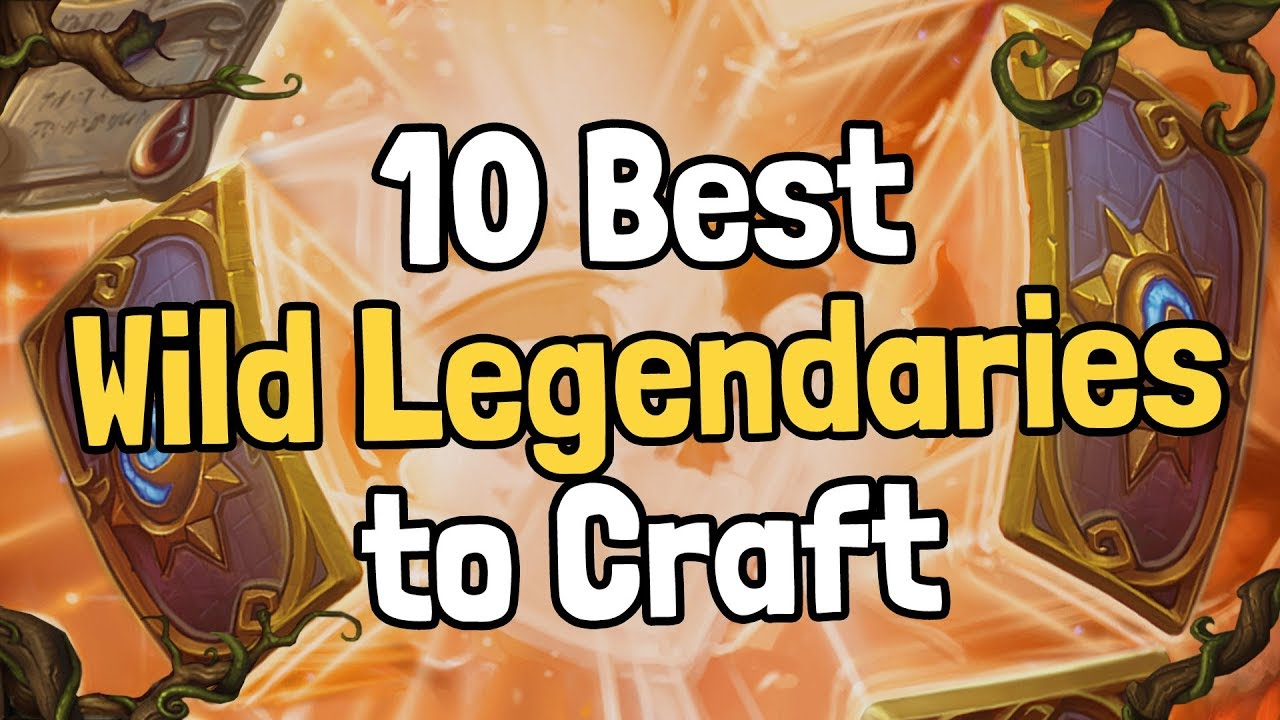 How To Craft Wild Cards Hearthstone