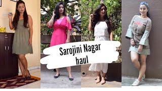 Sarojini Nagar Shopping Haul | Colaba Causeway Mumbai Haul |