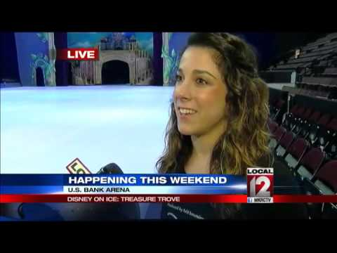 Disney On Ice At US Bank Arena