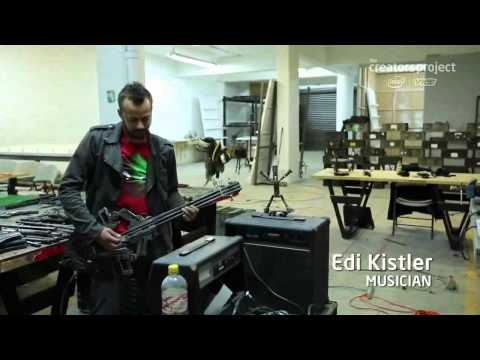 Turning Weapons Into Instruments   Pedro Reyes 'Disarm'