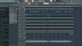 Young Thug - Hot ft. Gunna FL STUDIO REMAKE (FLP) * Most Accurate *