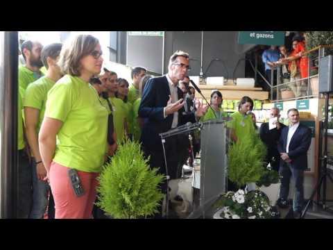 Olivier MORIGNOT, Directeur du magasin Botanic® de Rueil ...