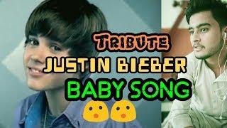 Tribute😮 Justin Bieber Baby Song Cover Mutahir KhaN |33New update