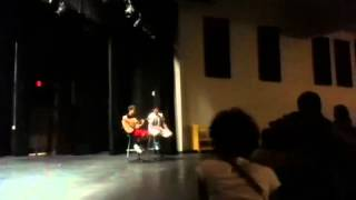 Akash sings at talent show 2012