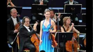 Hilary Hahn performs Eugene Ysaye Violin Sonata No. 5 - II. Danse Rustique