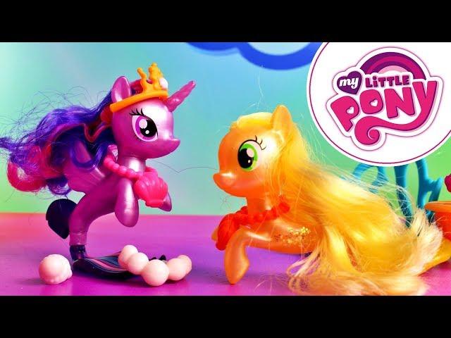 My Little Pony Film • Cudowne znalezisko • Bajki po polsku