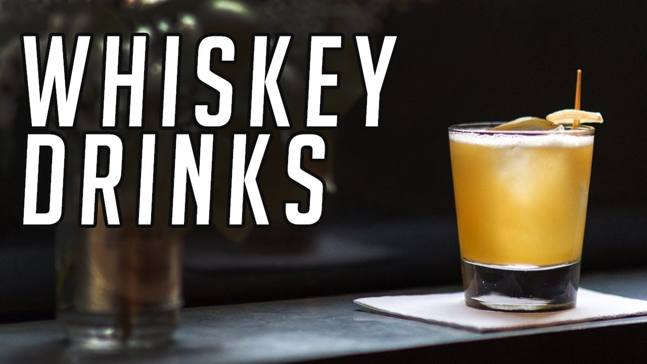 Download 10 Whiskey Cocktails Everyone Should Know    Whisky Drinks    Gent's Lounge