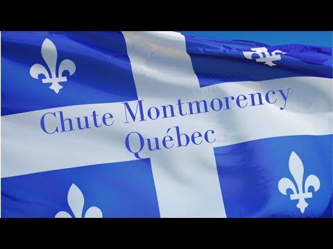 Chute Montmorency Québec