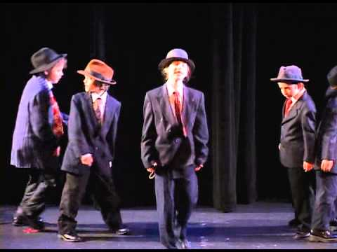 Bugsy Malone Grouchos Cast