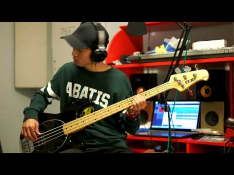 See you again by Wiz Khalifa ft. Chartlie Puth (furious 7) - bass cover 씨유어게인 베이스 커버