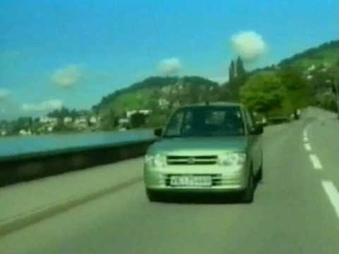Daihatsu Cuore 1998 2003 Youtube