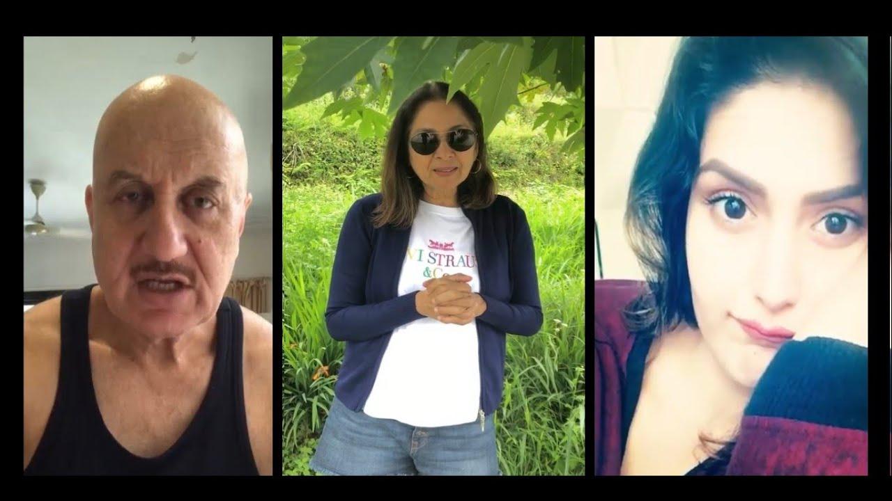 Saroj Khan को याद कर भावुक हुई Neena Gupta| Cinema Tak
