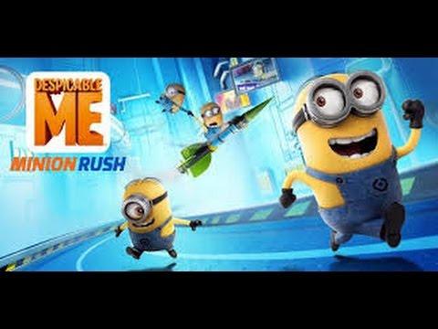 Despicable Me Minion Rush PC GAME