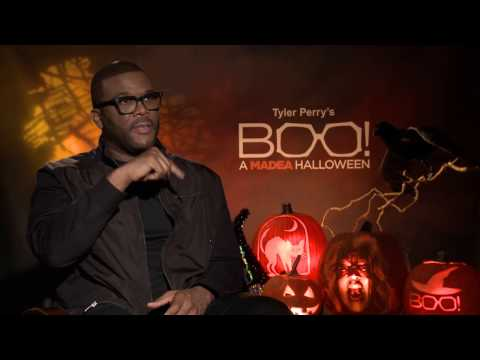 BOO! A MADEA HALLOWEEN: Backstage with Tyler Perry