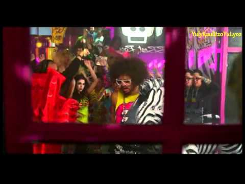Sorry For Party Rocking - LMFAO - Video Oficial *DIALOGO* subtitulos ESPAÑOL TRADUCIDA [HD]