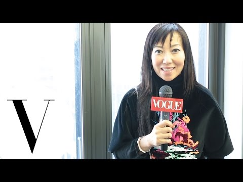 Vogue特派編輯Tina Craig陳尚婷分享她在2015秋冬紐約時裝週的最愛