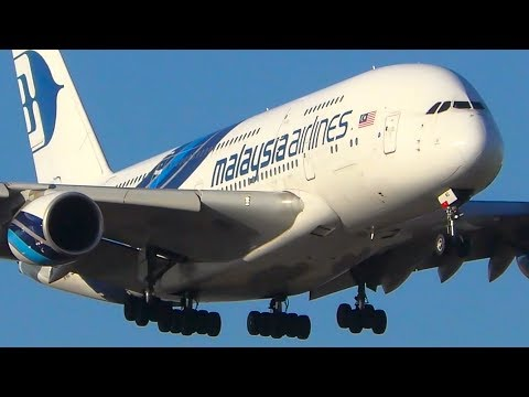 60 BIG PLANES Landing in 30 MINUTES | Entire Morning Rush |