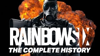 RAINBOW SIX: The Complete History (1998 - 2015)