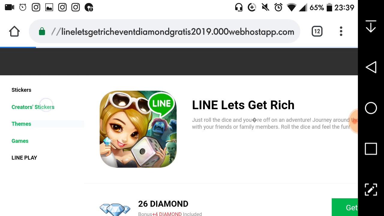 Cheat Diamond Getrich Emangnya Ada Video Ini Akan Memperjelaskannya Youtube