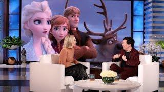 Kristen Bell Divulges a Secret About the Breakout Song of 'Frozen 2'