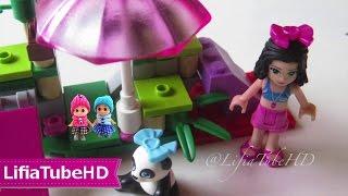 Mainan Anak Kreatif ❤ LEGO Friends Emma with Panda Animal Editions - Kids Toy
