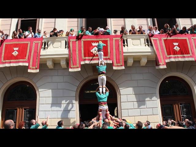 19 09 08 Pilar al balcó Festa Major