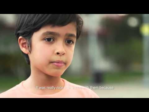 Kids Thank Foreign Workers - Christmas - SG50 - by Select & Stamford Catering