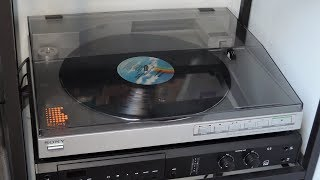 Sony Linear Tracking Turntable Overview Sony PS LX510