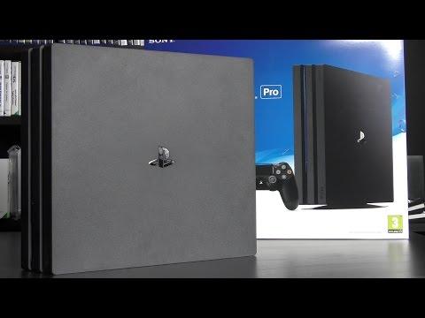 PlayStation 4 PRO - recenzja