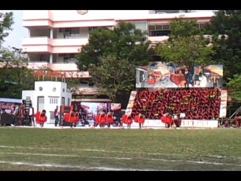 ลีดสามเสนวิทยาลัย  Samsen Ayudhaya Cheer 2013