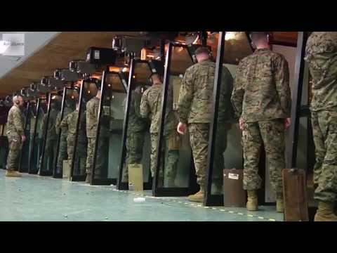 Marine Corps Shooting Team - Air Station Iwakuni