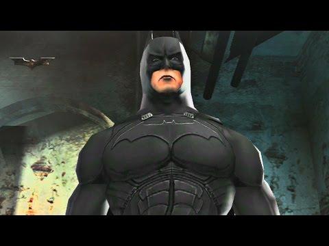 Batman Begins - Walkthrough Part 1 - Gotham City: The Narrows