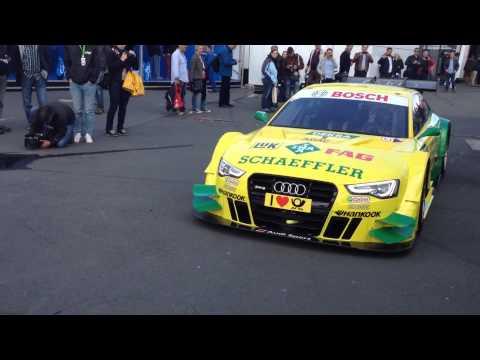 DTM Paddock Nurburgring