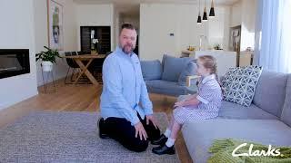 Clarks DIY Children's Shoe Fitting Gauge