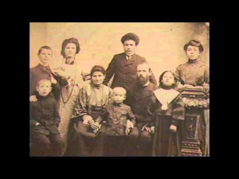 Gregory Grossman, The Grossman Family, Part 1