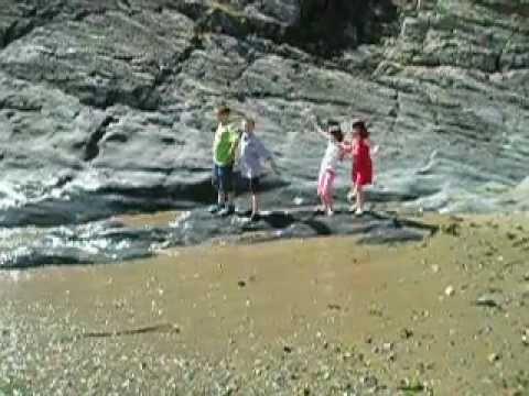 Tonnau a Chlogwyni Gwbert ~ Waves and Cliffs, Cardigan