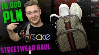 Wydałem 18000 PLN na ubrania w miesiąc! Gucci, Yeezy, Adidas 4D, Jordan, Vans, Nike.
