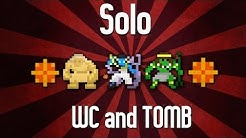 solo WC and solo Tomb