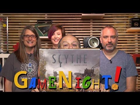Scythe - GameNight! Se4 Ep22