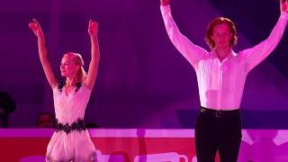 Е. Тарасова - В. Морозов. Показательные выступления. Rostelecom Cup. Гран-при по фигурному катанию